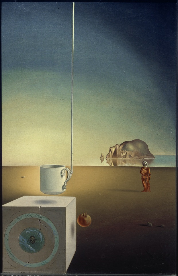 Surrealismo y Diseño. Exposición CaixaForum Barcelona. Salvador Dalí