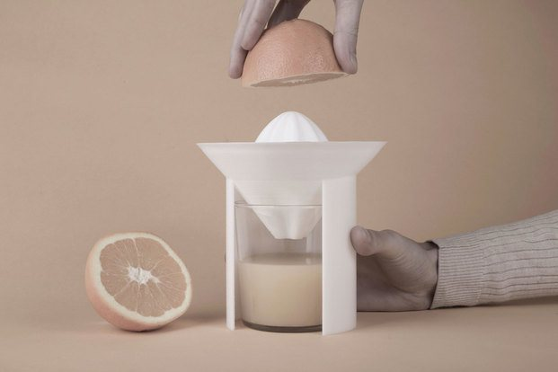frombitstoatoms. Universidad CEU. Impresión de objetos en 3D. Héctor Serrano
