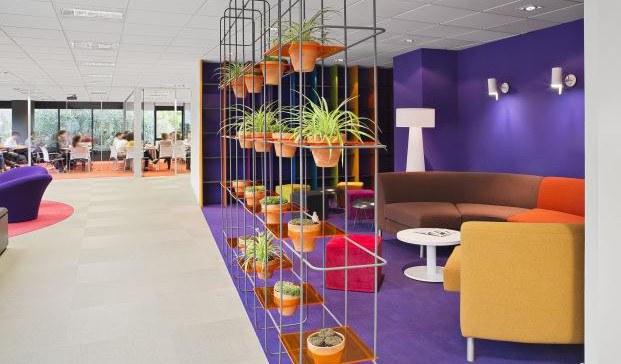 Oficinas Adconion Madrid. AECOM