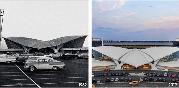 antes y después twa hotel
