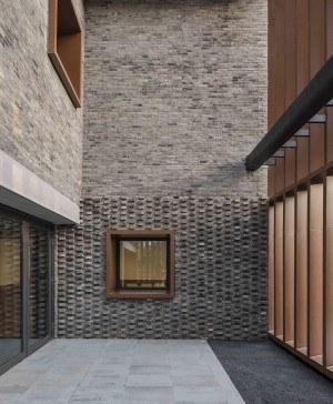 arquitectura y naturaleza en pekín por neri&hu