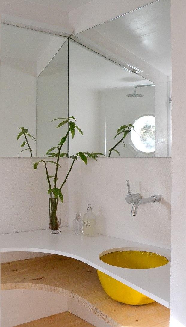 baño vivienda en madrid de la vega cano lasso