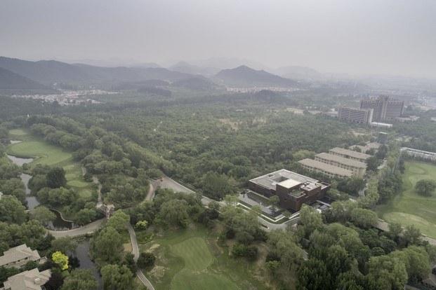 centro cultural junshan arquitectura y naturaleza neri&hu