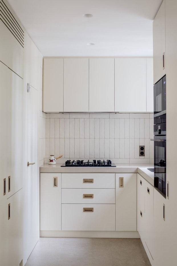 cocina piso homenaje a sert abag arquitectura