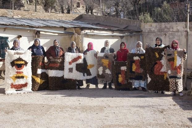 cooperativa de mujeres atlas marruecos