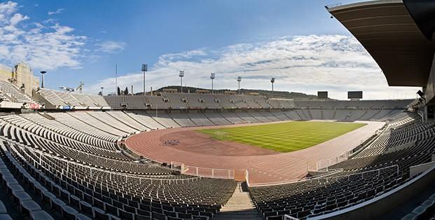estadio olímpico barcelona montjuïc