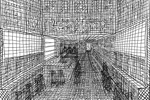 ex-designer Project. Bar Martí Guixé