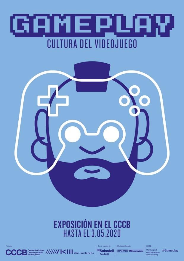 gameplay la cultura del videojuego en el cccb