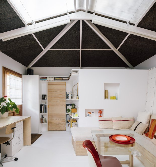 Casa en una cabaña