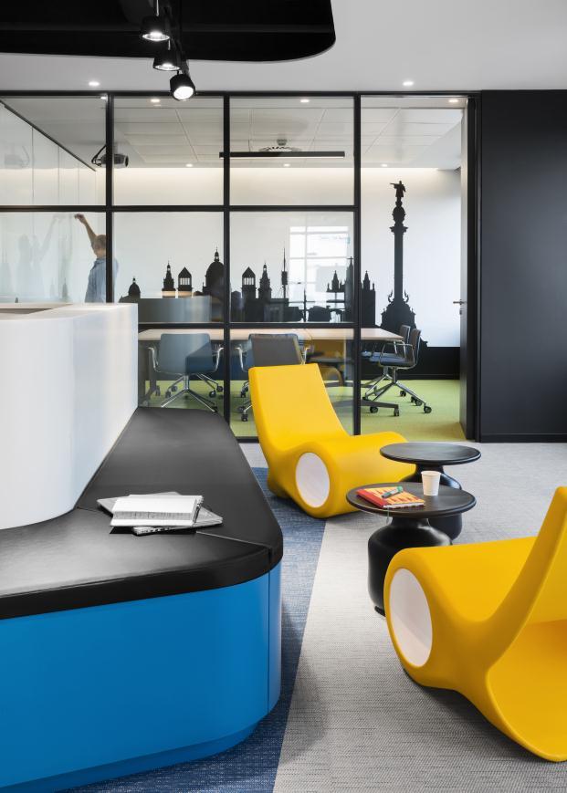 Oficinas Microsoft Barcelona. AECOM