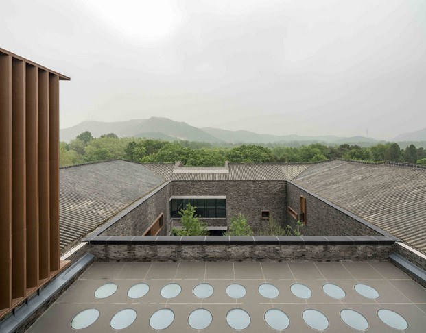 centro cultural junshan arquitectura y naturaleza neri & hu china