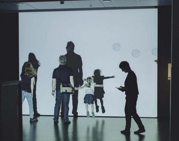 instalación interactiva gameplay la cultura del videojuego en el cccb