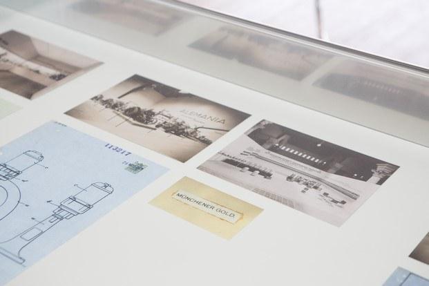 documentación pabellón alemania en barcelona
