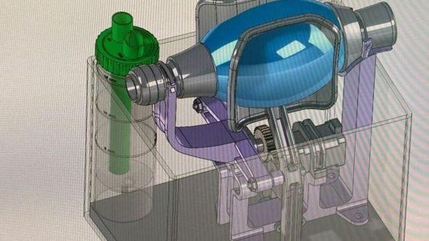 Respirador 3D Leitat