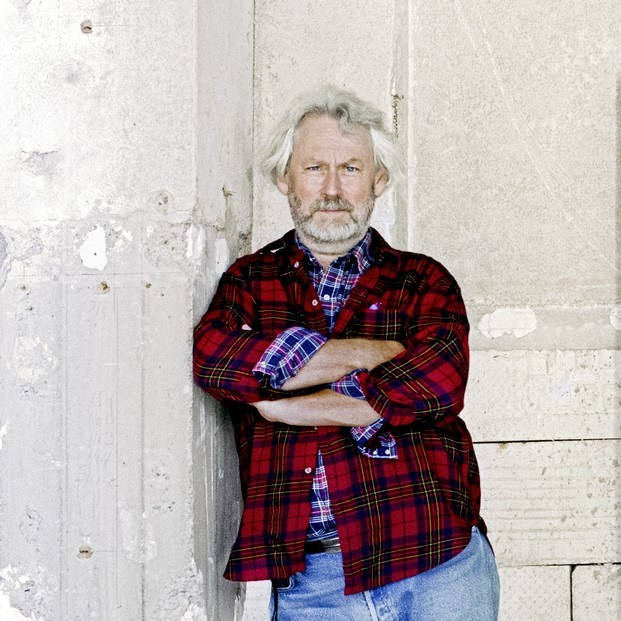 retrato donald judd