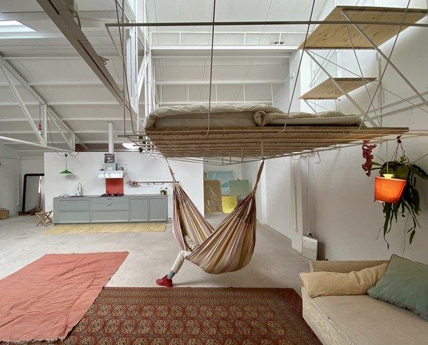 vivienda inspirada por la madriguera de ron weasley harry potter
