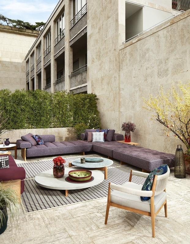 Cassina mobiliario exterior
