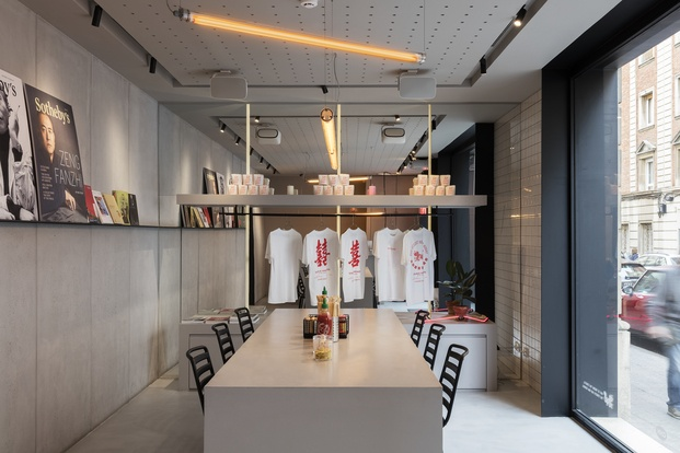 Kao Street Food Asia. Take Away. Interiorismo Pilar Líbano Studio