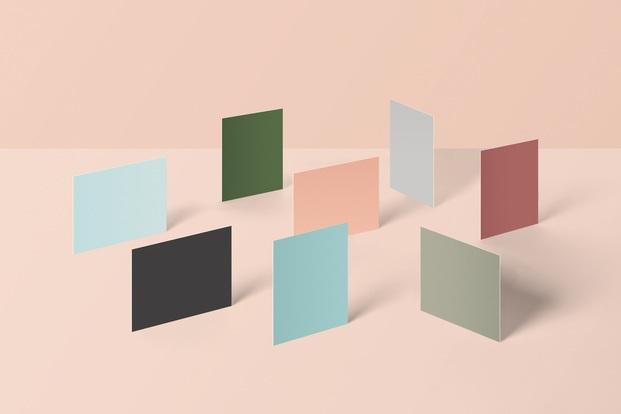 Valentine color revelation 2020
