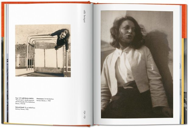 Mujeres de la Bauhaus. Libro Taschen