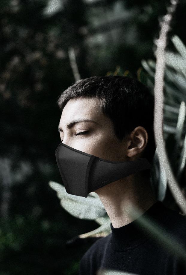 Closca Mask. Negra