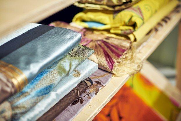 colección de telas de alta calidad para tapizar y decorar