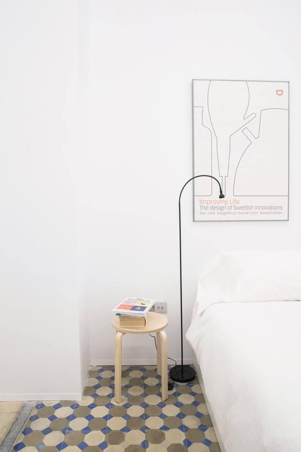 dormitorio en valencia vivienda estudio