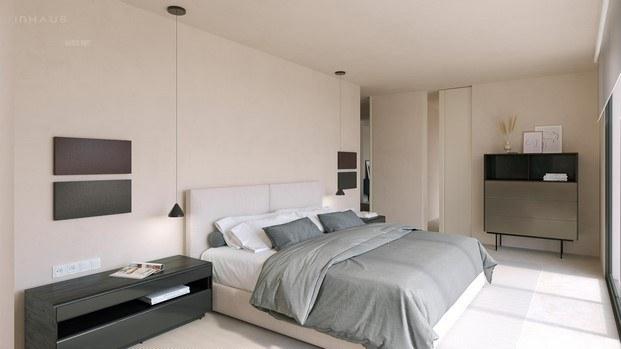 dormitorio diseño mario ruiz para inhaus by