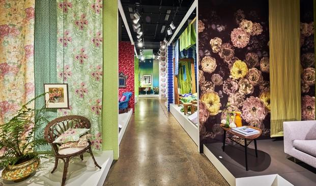 vista exposición en londres fashion and textile museum