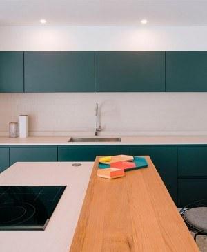 la cocina de zooco estudio en Madrid