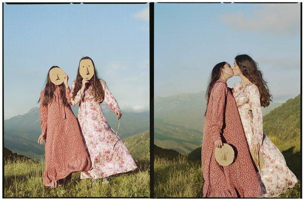 ADGxCruzRoja-Covid19-Diariodesign Dos chicas besándose