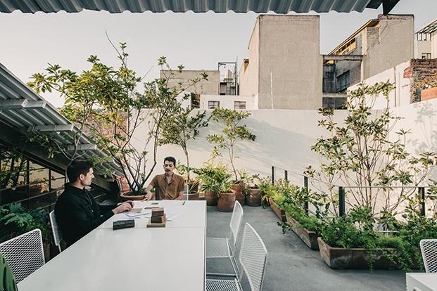 Esrawe Studio. Colonia Roma. Ciudad de México