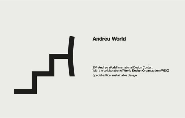 Concurso Internacional de Diseño Andreu World 2020