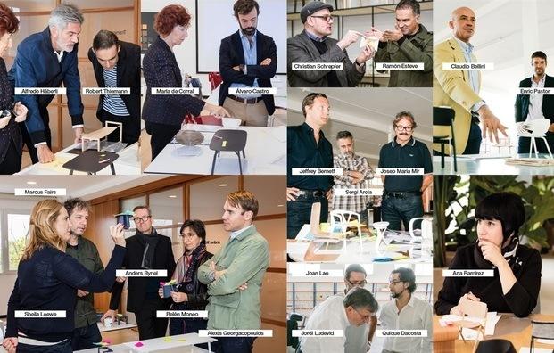 Concurso Internacional de Diseño Andreu World 2020. Jurado