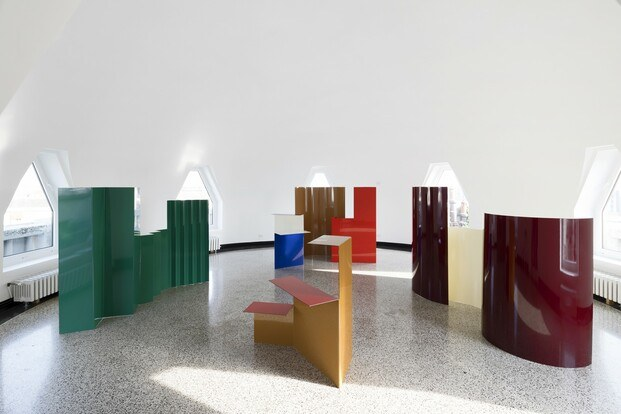 Paneles y biombos Muller van Severen