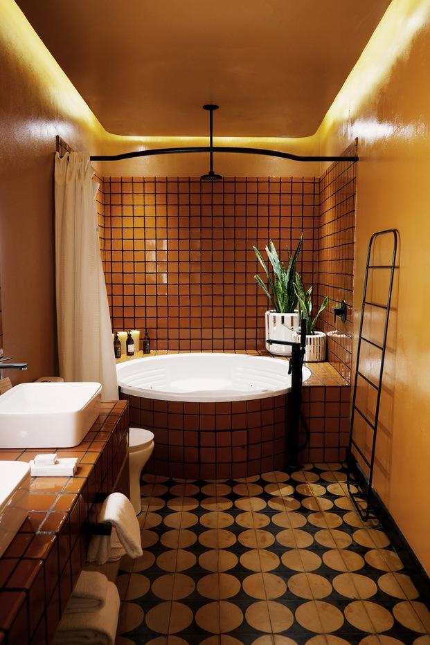 Hotel Boutique Casa Hoyos. México. habitaciones