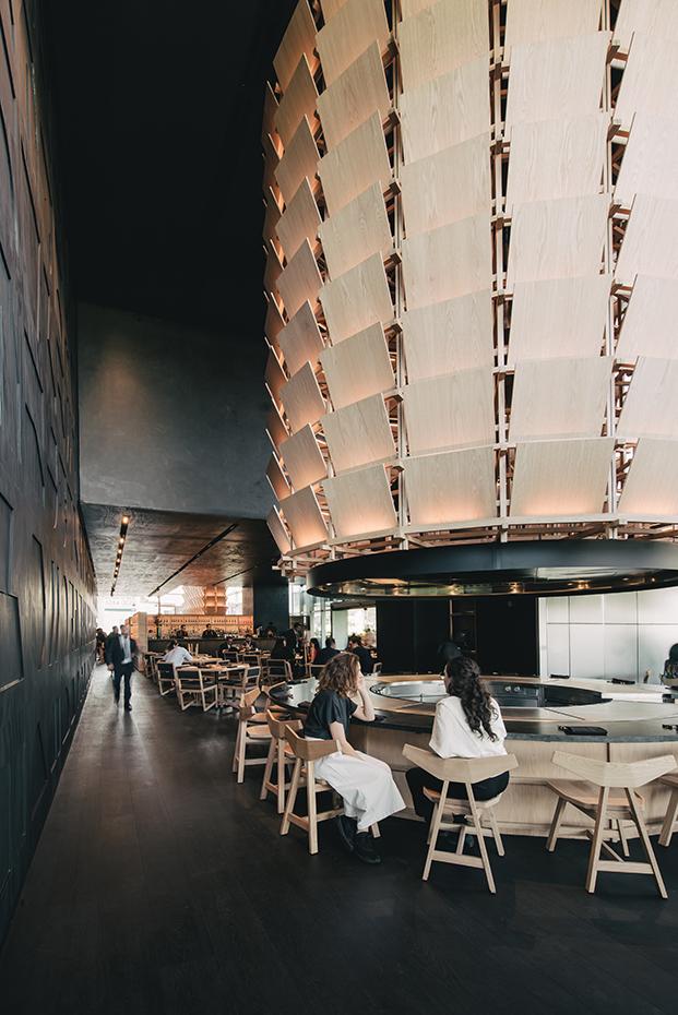 Restaurante japonés Tori Tori en Ciudad de México. Esrawe