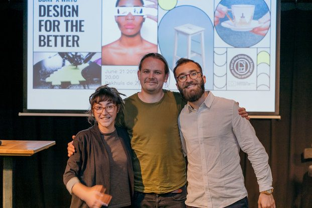 Distributed Design Awards. Premio europeo de diseño.
