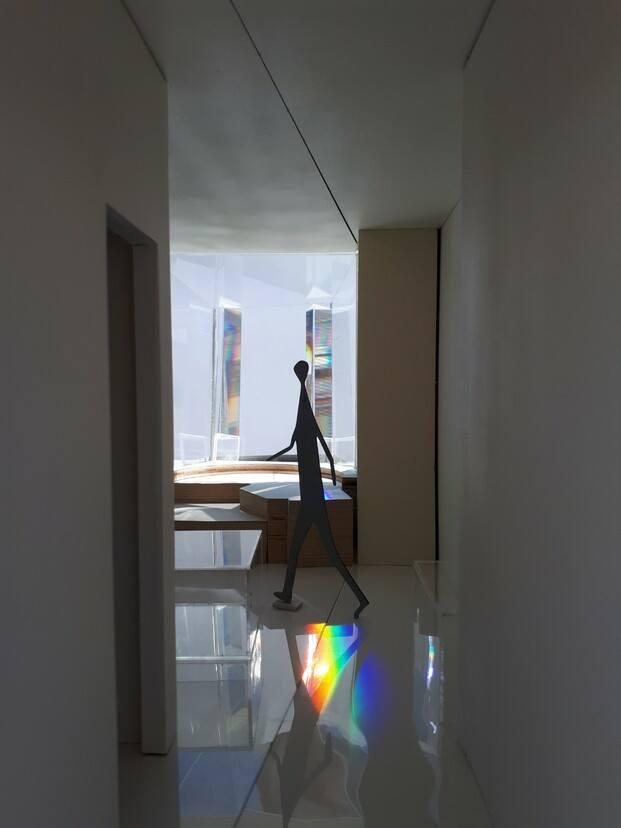 Inside-Outside, de Martina Morejón Almeida. IED Barcelona