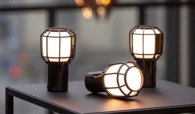 Marset Cupra. Lámpara portátil Chispa para Casa SEAT. El mejor diseño de producto de 2020