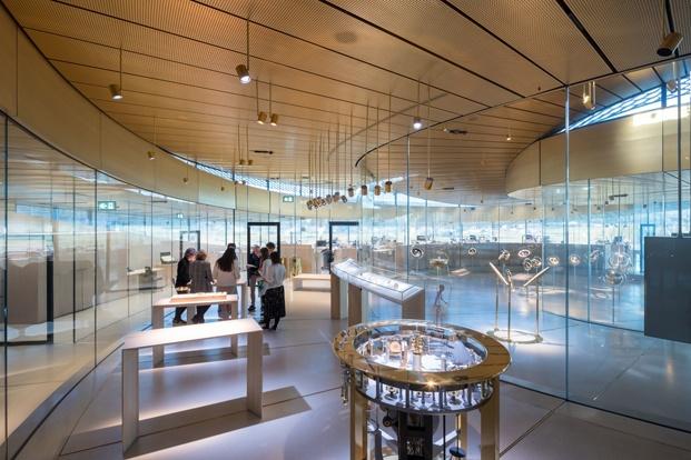 Musée Atelier Audemars Piguet. BIG