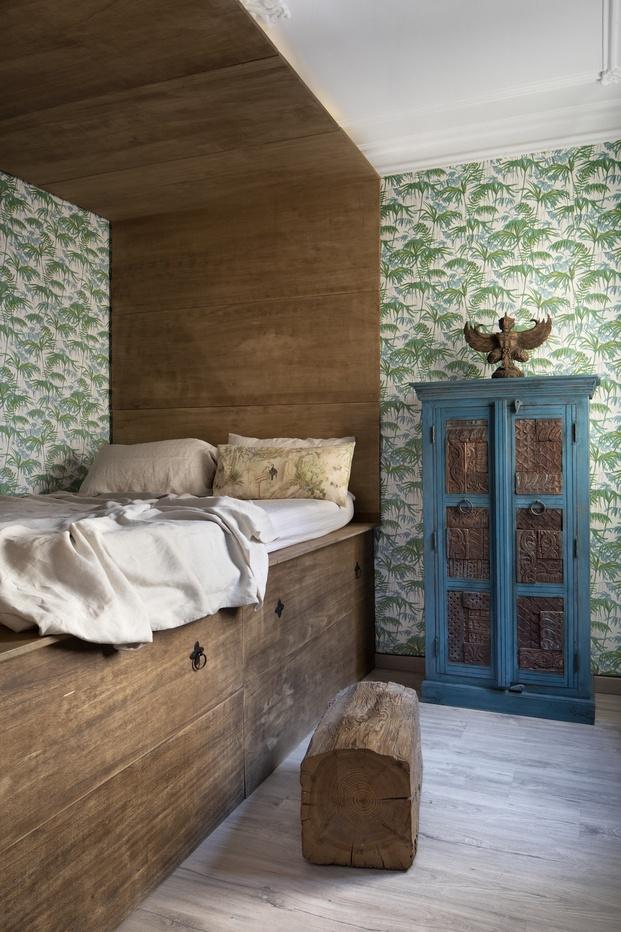 Dormitorio. Noé Prades interiorista Barcelona