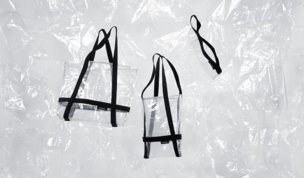 RR400 Andreu Carulla x Roca Recicla. Bolsas de plástico reciclado. El mejor diseño de producto de 2020
