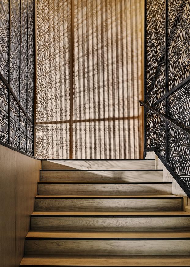 La luz, gran protagonista del Radisson Blu Hotel Casablanca City Center