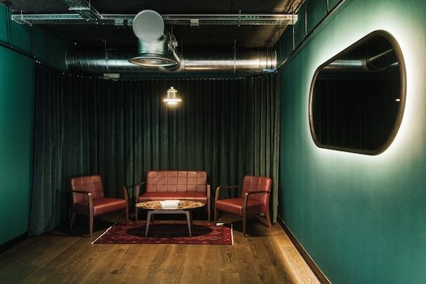 Espacios privados Revival Café