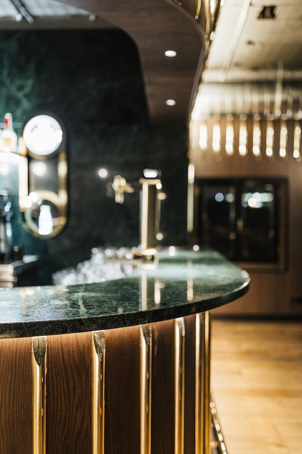 Materiales Revival Café