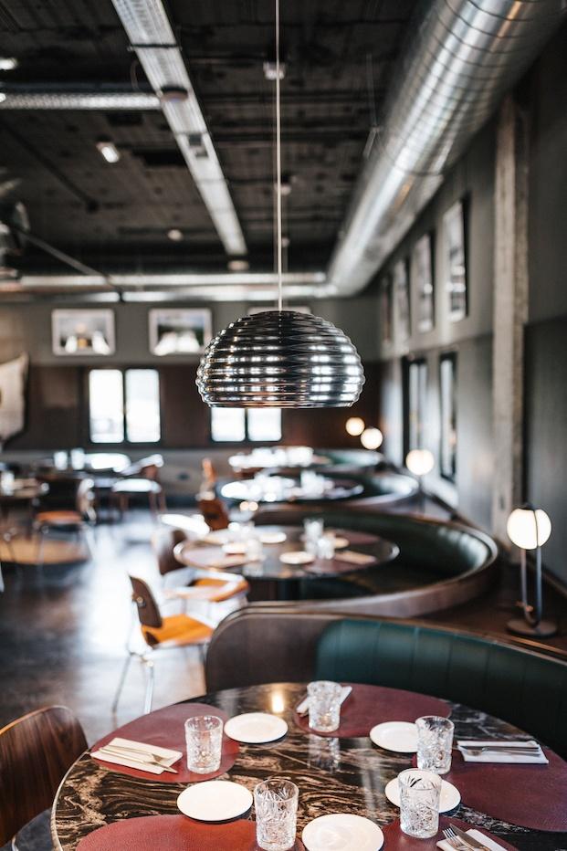 Iluminación Café Revival