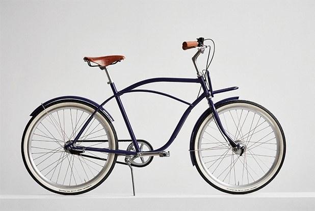 Bicicleta Norm Architects minimalista danesa