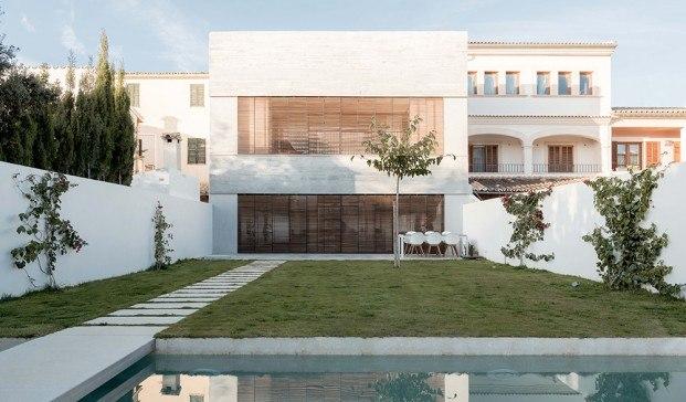 Jaime Company. Vivienda de arquitectura moderna en Mallorca.