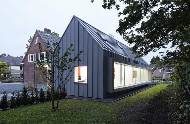 Clínica dental Destist with a View en Holanda proyectada por Schift Arquitecture